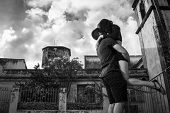 _DSC0495 (Lucas_Oliver) Tags: lucas sindy ensaio casal strobist retrato portrait olinda altodasé carmo pernambuco recife brasil monocromático preto e branco black white