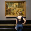 Pieter Bruegel d.Ä., Kinderspiele (Children's Games), 1560 (Werner Schnell Images (2.stream)) Tags: ws kunsthistorisches museum wien pieter bruegel dä kinderspiele 1560