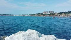 Beach (saromeroramirez) Tags: mar playa beach roca