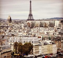 Paris (afinefloralromance) Tags: paris france city buildings architecture