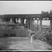 Railway bridge near Petersham, Battle Bridge Creek, Petersham NSW