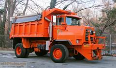 Town Of Greenburgh NY Highway Department Truck 4 (Seth Granville) Tags: greenburgh ny highway department truck 4 snow plow sander spreader mack dmm
