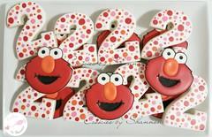 Elmo birthday  cookies (cookiesbyshannon1) Tags: elmo decoratedcookies decoratedsugarcookies birthday 2ndbirthday birthdaycookies birthdayfavors cookiesinspring cookiesbyshannon customcookiesinthewoodlands thewoodlandstx springtx bestcookiesinhouston customcookiesinhouston customcookies 77380 77382 77381 sesamestreet