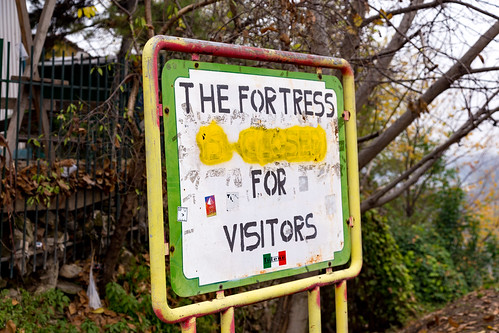 'The Fortress For Visitors'