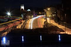 Schlafenszeit ... (sensorpunkt.de) Tags: sensorpunktde licht spuren dunkelheit winter nacht bahnhof deutschebahn harzerschmalspurbahn wernigerode hsb langzeitbelichtung langzeitaufnahme schienen gleise