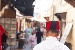 Yo dawg, we heard you like Fez so we put a fes in your Fez... (Zlatko Unger) Tags: fez fes morocco fès medina tour el bali feselbali hat