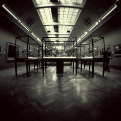 square thirty (weirdoldhattie) Tags: bristol museum bristolmuseum bw blackandwhite square monochome instagram samyang samyang8mm fisheye wideangle