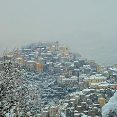 Capo d'Elci, Basilicata, Italia (pom.angers) Tags: panasonicdmctz10 2012 february capodelci basilicata italia italy europeanunion snow 100 200 150 300 5000
