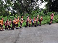 We will never walk alone. You too!.. (hastuwi) Tags: youllneverwalkalone flickrfriday pramuka jawatimur eastjava miring