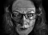the mind's eye (MacroMarcie) Tags: lady woman macromarcie selfie selfportrait 365 project365 iphone7 iphone7plus postprocessing