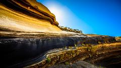 La Tarta. Capas de lava de sucesivas erupciones del Teide (pepoexpress - A few million thanks!) Tags: nikon nikond600 d610 d61024120mmf4 nikond610 24120mmafs pepoexpress tenerife canaryislands canarias latarta lava volcán teide