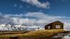 Iceland 2016 - Snæfellsnes Peninsula [EXPLORED] (cesbai1) Tags: vesturland islande is snaefellsnes búðir mountain winter iceland islanda islandia snow neige montagne cabane explored explore