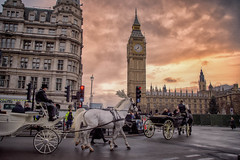 New Years Parade London 2017 (cuppyuppycake) Tags: lnydp 2017 lnydp2017 london uk england parade big ben cloudy sky outdoor horse carriage houses parliament