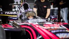 Veronika Cichá @Assen NL (ラルフ - Ralf OFFLINE) Tags: lila haracing veronicacichá boss gp assen race motorsport tt circuit netherlands