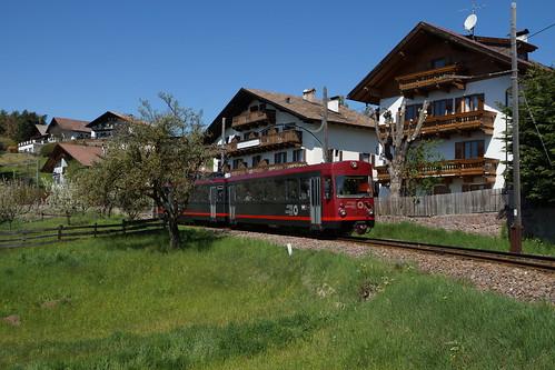 Rittnerbahn bei Klobenstein