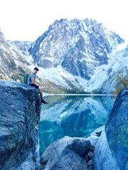 HIKE COLCHUK LAKE (aleksgo) Tags: enchantmentshike hike colchuck pnw hiking