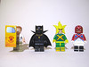 Lucky Star Cap/Black Panther (classic)/Electro (classic)/Captain Britain (Spc_Cw8y) Tags: lucky star captain america black panther electro britain lego