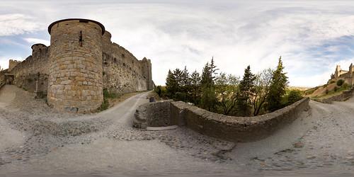 Porte d'Aude - Cité de Cracassonne