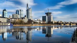 Frozen River, Frankfurt