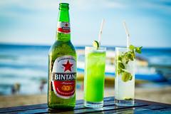 Bintang O'clock! (Josh Hickinbotham) Tags: bintang mojito cocktails drinks beach bali indonesia alcohol