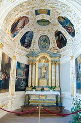Chapelle Saint-Ignace (Zéphyrios) Tags: d7000 nikon alsace église jésuite molsheim xvii gothique baroque