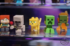 Toy Fair 2017 Mattel Minecraft 20 (IdleHandsBlog) Tags: matteltoyfair2017 minecraft toys videogames