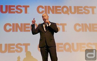 Cinequest Film & VR Festival 2017: Halfdan Hussey, co-Founder and Director of Cinequest Inc.