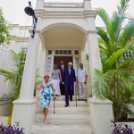 Secretary Kerry Departs Finca Vigia in Cuba thumbnail
