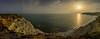 Scala dei Turchi......... (kanaristm) Tags: sunset sea italy cliff sun white beach water rock landscape nikon aqua europe mediterranean cliffs limestone sicily sedimentary moores raids rockformation marl portoempedocle realmonte scaladeiturchi f3556 18300mm kanaris d7100 scavuzzo stairoftheturks kanaristm tmkanaris kanarist tkanaris copyright2015kanaristm copyright2015tmkanaris