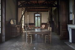 Comfort (andre govia.) Tags: abandoned canon table chair closed wine decay andre haunted creepy urbanexploration ghosts mansion mold cinematic derelict crusty decayed decaying ue manorhouse closeddown urbex decayedbuildings urbanexplorers urbexdecay missionabandoned andregovia