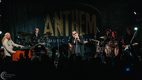 Eric Burdon & The Animals - August 22, 2015 - Hard Rock Hotel & Casino Sioux City