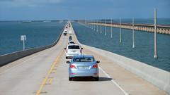 Key West-06 (Ld\/) Tags: ocean bridge usa west america golf keys mexico soleil key florida south 7 atlantic pont souther miles plage palmier floride 2015 southermostpoint