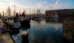 _DSC7034 (durr-architect) Tags: show heritage water netherlands dutch amsterdam river boat sailing harbour outdoor ships parade sail vehicle tall procession yachts nautical festivity naval ij replicas