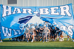 HBHSvsWCHS-025 (Aaron A Abbott) Tags: football springdale harber webbcity