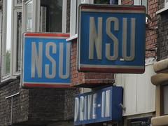 NSU (Swaalfke) Tags: groningen nsu