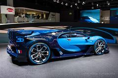 Bugatti Vision GT Concept - 2015 (Perico001) Tags: auto car germany deutschland nikon df frankfurt autoshow voiture prototype vehicle bugatti autosalon coup motorshow duitsland iaa granturismo conceptcars vhicule internationaleautomobilausstellung visiongt