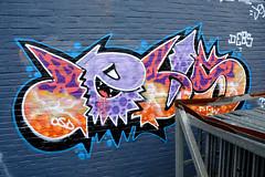 graffiti amsterdam (wojofoto) Tags: jelis ndsm amsterdam graffiti wojofoto wolfgangjosten nederland netherland holland