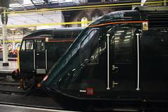 London Paddington (Paul Emma) Tags: uk railroad england london train railway paddington hst londonpaddington dieseltrain class57 43187 57605
