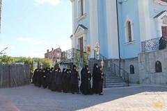 56. The commemoration day of St Sergius of Radonezh in Bogorodichnoe village / Праздник Прп. Сергия Радонежского в Богородичном