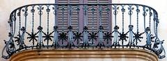 Mallorca - Palma - Plaa Weyler 7 g (Arnim Schulz) Tags: espaa art architecture fence liberty spain arquitectura iron arte kunst artnouveau castiron gaud architektur espagne modernismo forged spanien modernisme fer baleares balearen jugendstil wrought ferro eisen hierro espanya stilefloreale belleepoque baukunst gusseisen schmiedeeisen ferronnerie forjado forg ferdefonte