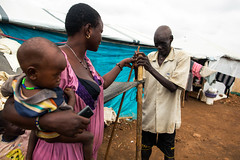 Disabled and displaced in South Sudan (Albert Gonzalez Farran) Tags: camp site war southsudan refugee un unitednations disabled conflict shelter handicap poc disability idp civilians juba displacedpersons displacedpeople centralequatoria protectionofcivilians unmiss