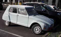Citron - Dyane (Thethe35400) Tags: auto car automobile voiture coche bil carro bll cotxe