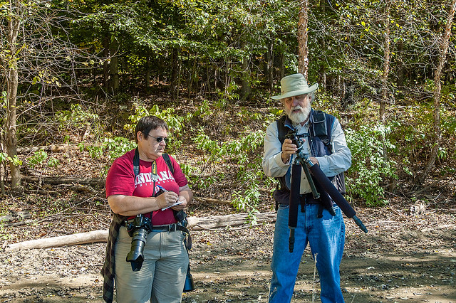 Nature Photography Ecotour - Gary R. Morrison - October 10, 2015