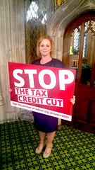 Stop The Tax Credit Cut!