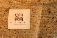 Gaya Island Resort (phalinn) Tags: world ocean china travel family sunset sea people holiday beach pool kids sunrise canon relax landscape island eos hotel asia tour ytl laut sigma resort wanderlust explore malaysia borneo 7d gaya dslr jalan chill cuti sabah pulau kota asean kinabalu pantai selatan