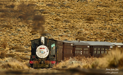 La Trochita - Old Patagonian Express