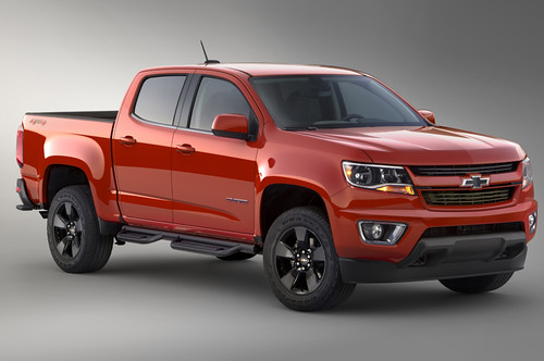 Chevrolet Colorado GearOn Edition