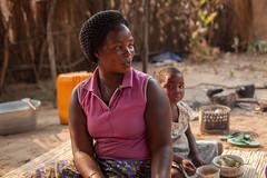 Namakando Mubiana, farmer, Barotse floodplain, Zambia. Photo by Clayton Smith. (WorldFish) Tags: health gender zambia nutrition smallscalefarmers