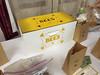 Beehive Stencil for Burgh Bees (allartburns) Tags: beekeeping beehives lasersaur