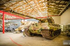 Wehrmacht Panzerkampfwagen VI Tiger II Knigstiger (hjakse) Tags: de wwii ww2 tyskland armour 2wk munster panzer kingtiger niedersachsen wehrmacht knigstiger pansar 2vk vk2 deutschespanzermuseum pzkpgwg